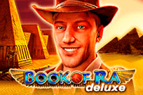В казино Вулкан играть в Book Of Ra Deluxe