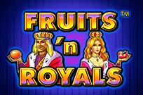 Играть в казино Вулкан Fruits And Royals
