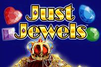В казино Вулкан играть в Just в Jewels