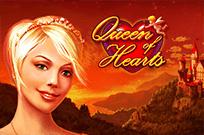 В казино Вулкан играть в Queen of Hearts