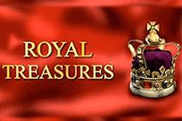 Играть в казино Вулкан Royal Treasures