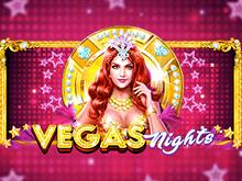 Запускайте Вулкан-слот Vegas Nights на мобильном телефоне