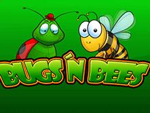 Игровой автомат Жуки и Пчелы от Novomatic